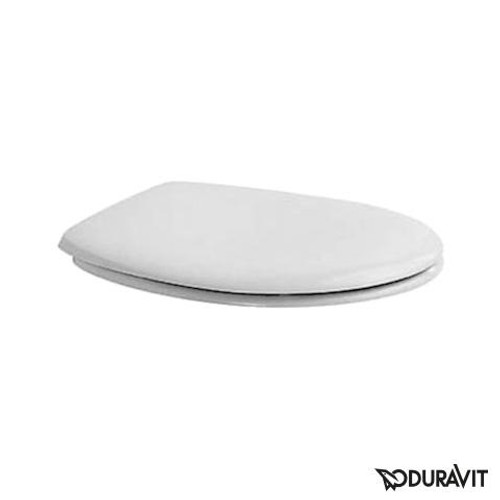 Duravit Duraplus toilet seat with automated closing