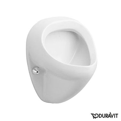 Duravit Bill urinal white, model with fly