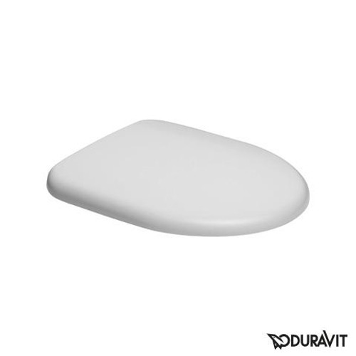 Duravit Architec toilet seat white, without soft-close