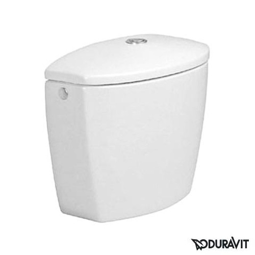Duravit Duraplus close-coupled cistern white