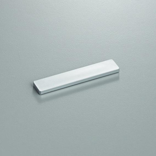 Geberit magnetic support matt aluminium