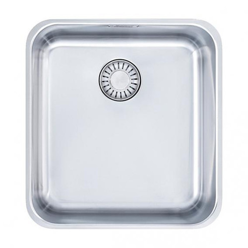 """Franke Epos EOX 110-36 undermount sink with pull-button for waste valve 3 1/2"""""""