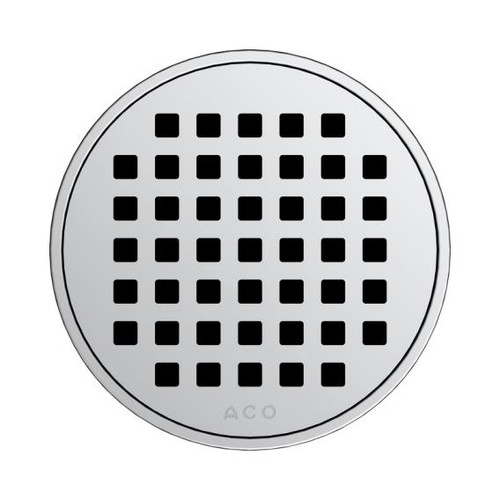 ACO Quadrato design grating diameter: 13.6 cm