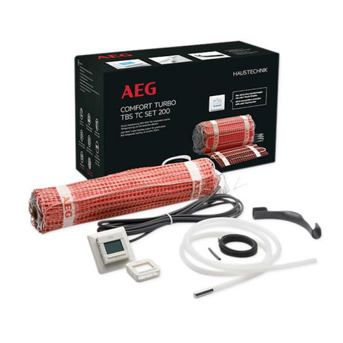 AEG Thermo Boden Basis set TBS TB 50 160