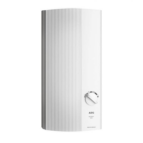 AEG DDL Basis instantaneous water heater, electronically controlled, 30 to 60° 18/21/24 kW