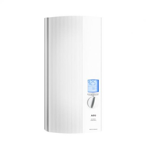 AEG DDLE ÖKO ThermoDrive instantaneous water heater, fully electronically controlled, 30 - 60°C 18/21/24 kW