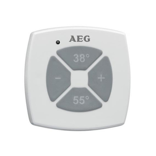 AEG wireless temperature button FBM Comfort for ThermoDrive instantaneous water heater