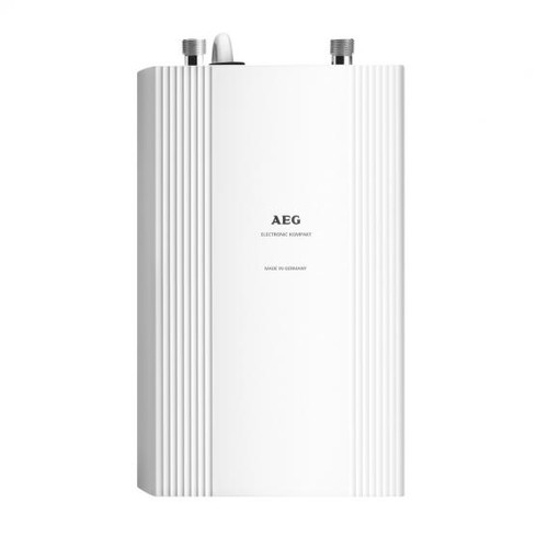 AEG DDLE compact instantaneous water heater, electronically controlled, 20 - 60°C 11/13.5kW without remote control