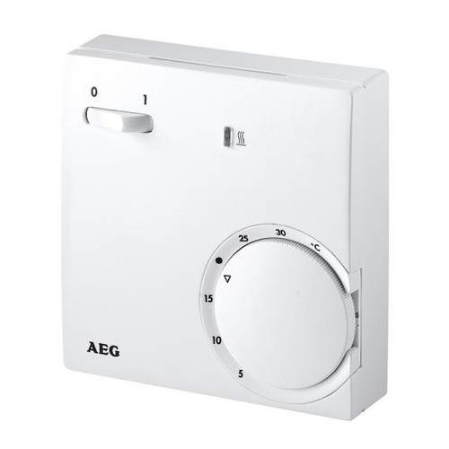 AEG  2 point room temperature controller RT 601 SN