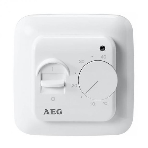 AEG electronic 2 point room temperature controller RTE 900 SN
