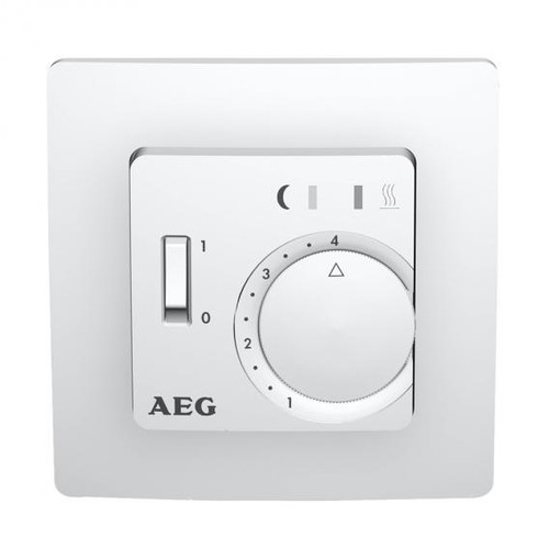 AEG electronic 2 point room temperature controller RTE 5050 SN