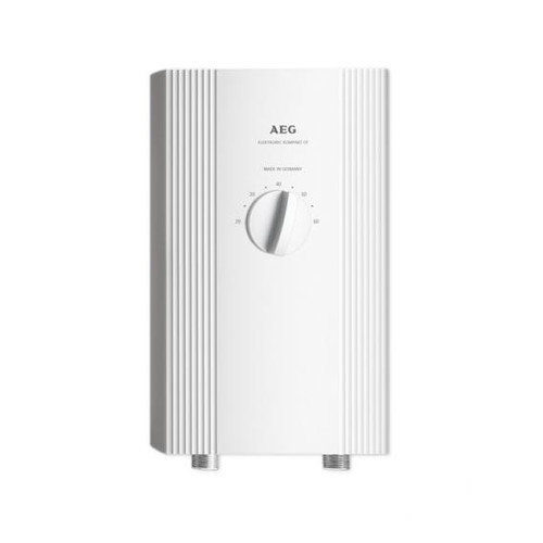 AEG DDLE compact OT instantaneous water heater, electronically controlled, 20 - 60°C 11/13.5kW