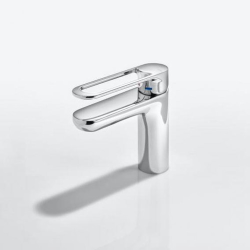 Hewi AQ 800 single lever basin mixer, without waste set AQ1.12M10140