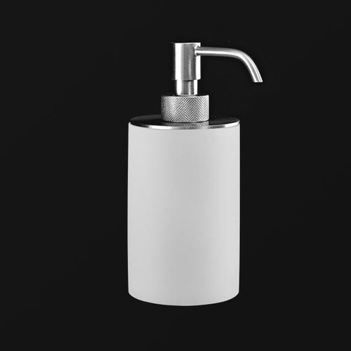 antoniolupi JUST soap dispenser matt white JUST4#W