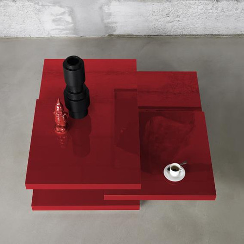 Kristalia redor lacquered side table 25ROT01#3003-LL2