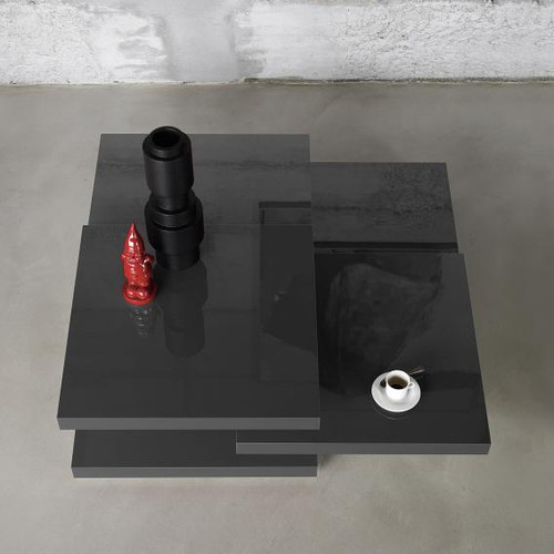 Kristalia redor lacquered side table 25ROT01#7016-LL3