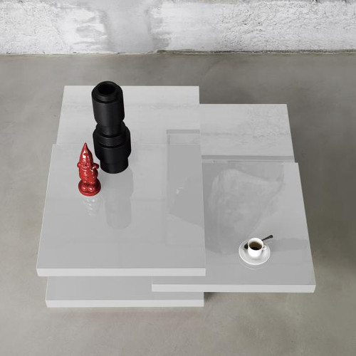 Kristalia redor lacquered side table 25ROT01#9016-LL1