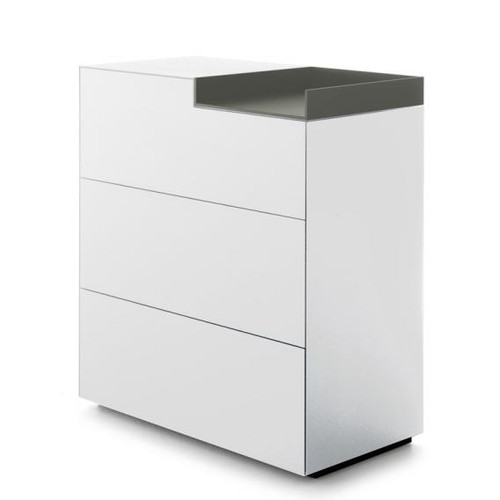 MDF Italia INMOTION sideboard with open compartment F012312W085F008F018