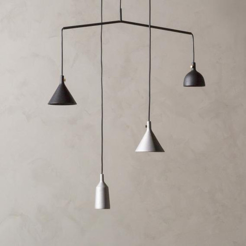 Menu Cast Pendants Shape 3 pendant light 1230009