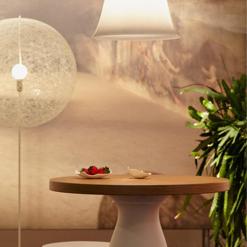 Moooi Random Light LED floor lamp with dimmer MO-PALI630000B+MO-PALI120002