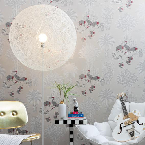 Moooi Random Light LED floor lamp with dimmer MO-PALI631000B+MO-PALI121002