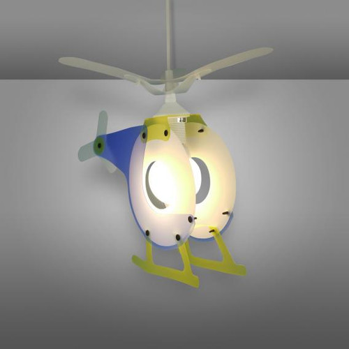 Niermann Standby Helicopter pendant light 183
