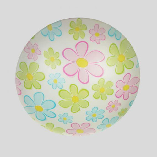 Niermann Standby Colourful Flowers ceiling light 677