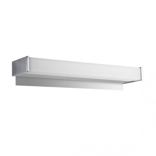 Avenarius LED mirror light, rectangular