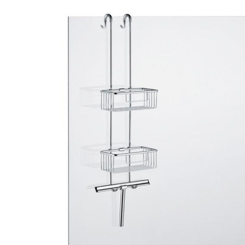 Avenarius double shower combination with squeegee