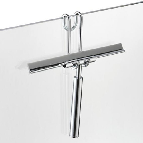 Avenarius Universal squeegee with support for shower panel