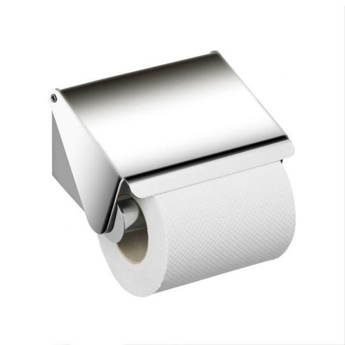 Avenarius Series 200 toilet roll holder with cover 9002005010