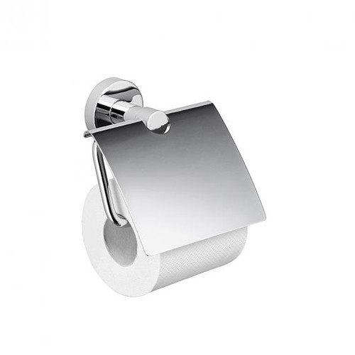 Avenarius series 200 toilet roll holder with cover