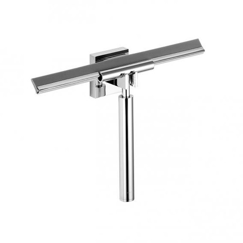 Avenarius squeegee with wall bracket