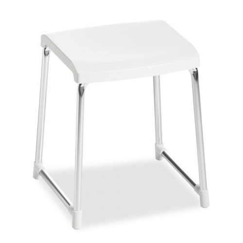 Avenarius Universal bathroom stool white