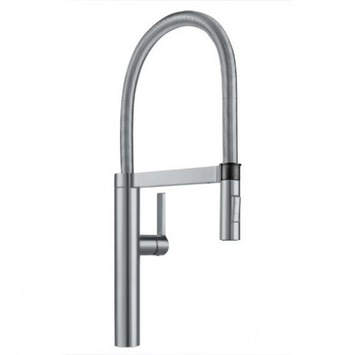 Blanco Culina-S single lever mixer stainless steel