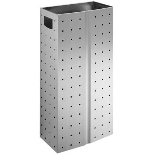 Wagner-Ewar waste bin L 184 for surface mounting