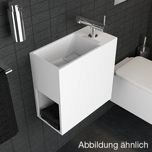Cosmic Compact washbasin with 1 compartment W: 40 D: 40 cm 739120610