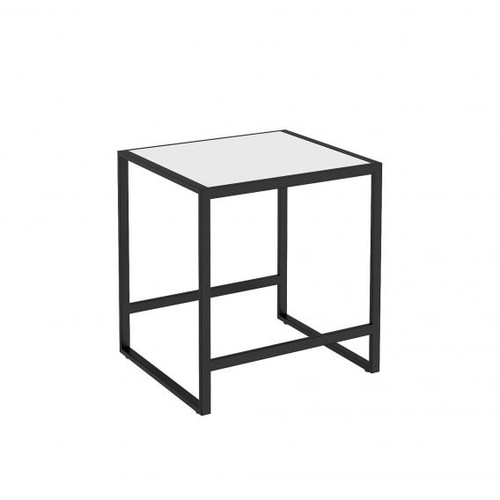 Cosmic The Grid stool white/matt black
