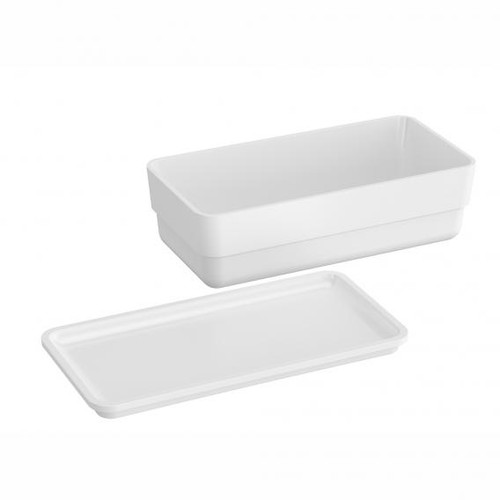 Cosmic b-smart container with lid white