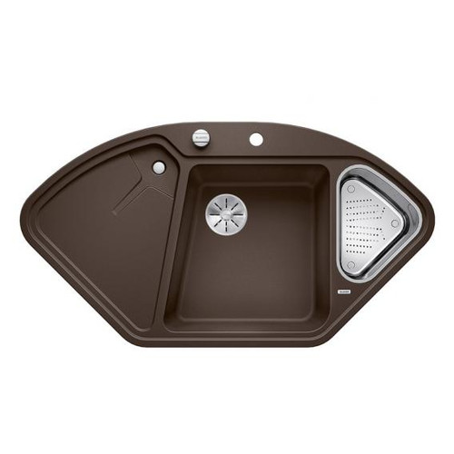 Blanco Blancodelta II sink coffee 523669