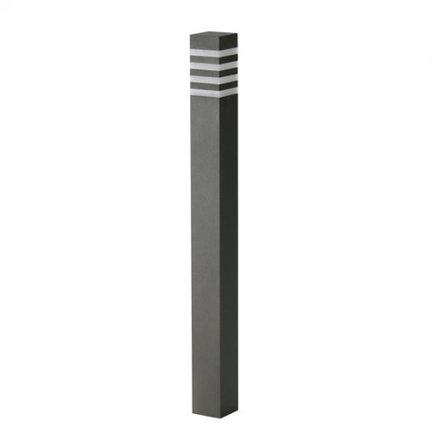 Albert cast aluminium bollard light