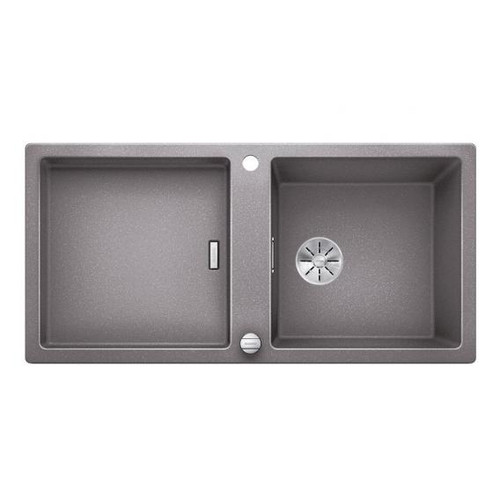Blanco Adon XL 6 S sink metallic aluminium