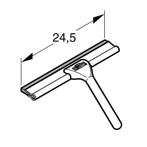 Hüppe Squeegee 608510000