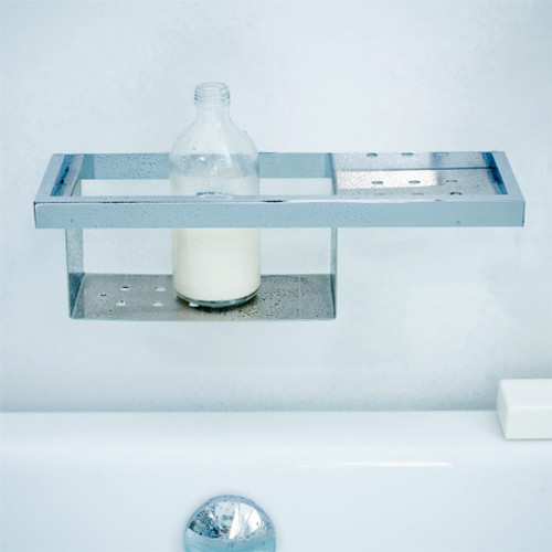 pomd'or Urban wall-mounted soap grid