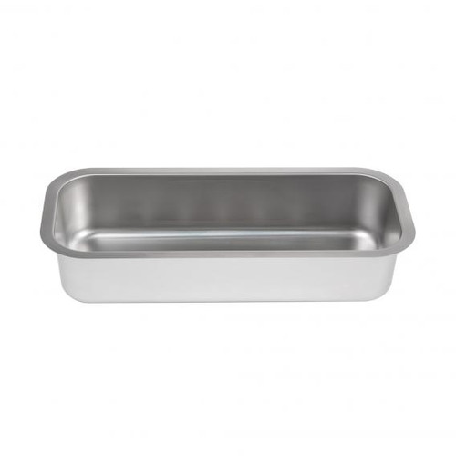 Rieber Linea stainless steel container perforated