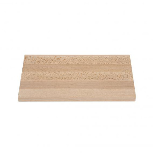 Rieber waterstation wooden chopping board Gastronorm 1/2