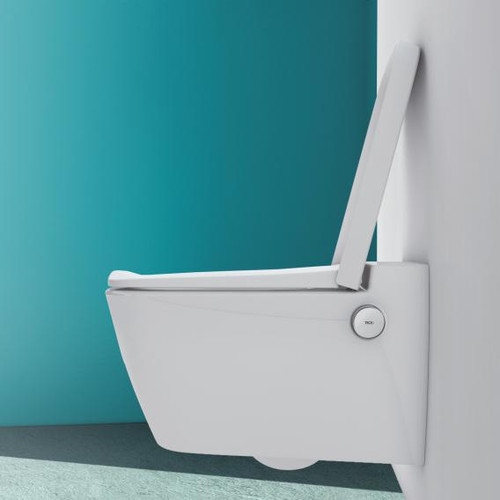 TECE one wall-mounted washdown toilet, with shower function SET 9700200+9700600
