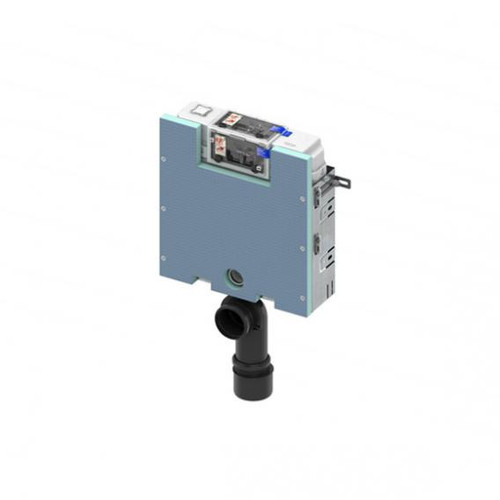 TECE box brick-wall-mounted cistern, H: 82 cm, front/top actuation