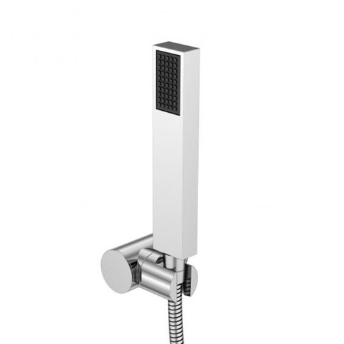 treos Series 176 shower assembly with wall bracket