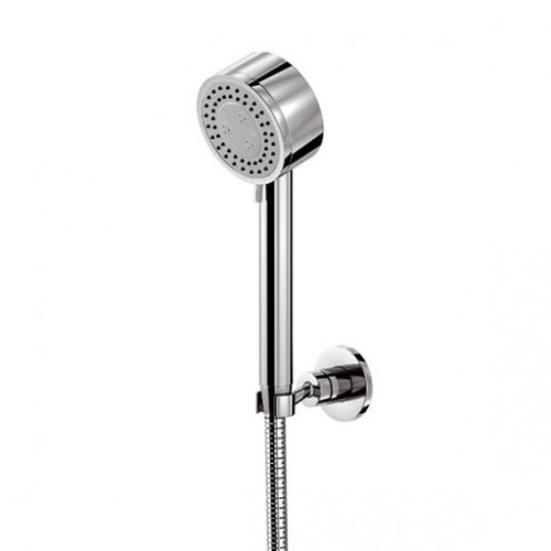 treos shower set with wall bracket with 3-mode hand shower